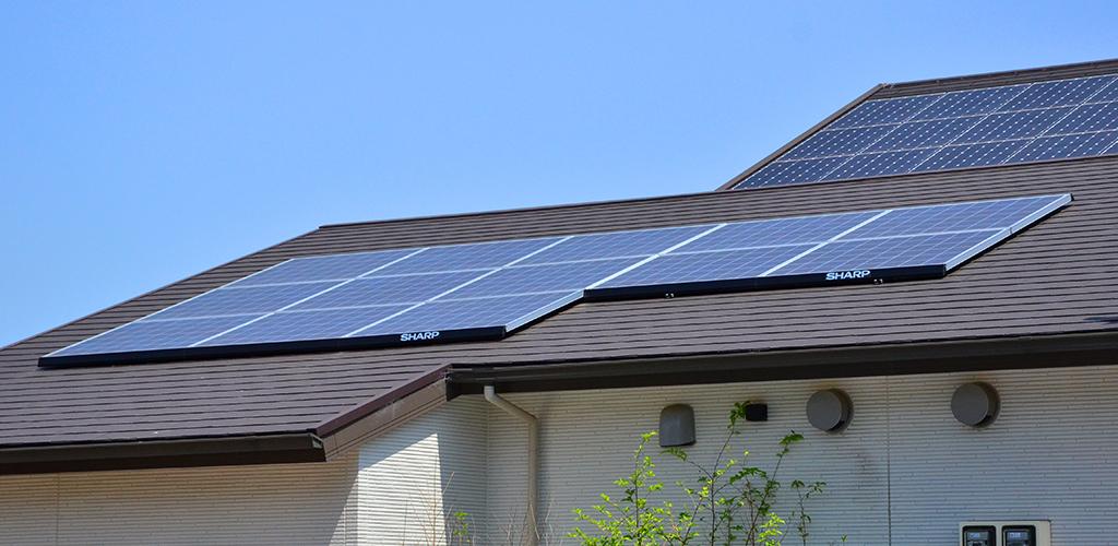 一般住宅用太陽光発電システム